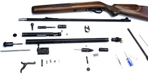 Air Rifle Disassembly