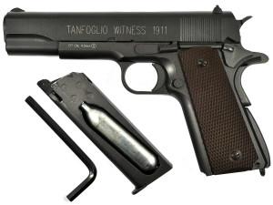 Tanfoglio Witness CO2 BB Airgun