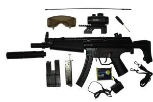 airsoft mp5 gun