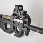 P90 Airsoft Gun Review