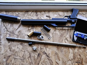 Air Rifle Refurbishing