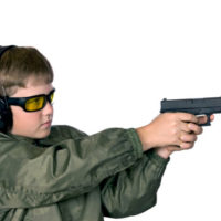 Air gun safety children
